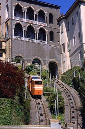 Funicolare di Bergamo. Una anche a Feltre per 44 metri di dislivello?